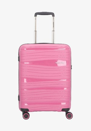 MOTION 4-ROLLEN - Luggage - rose
