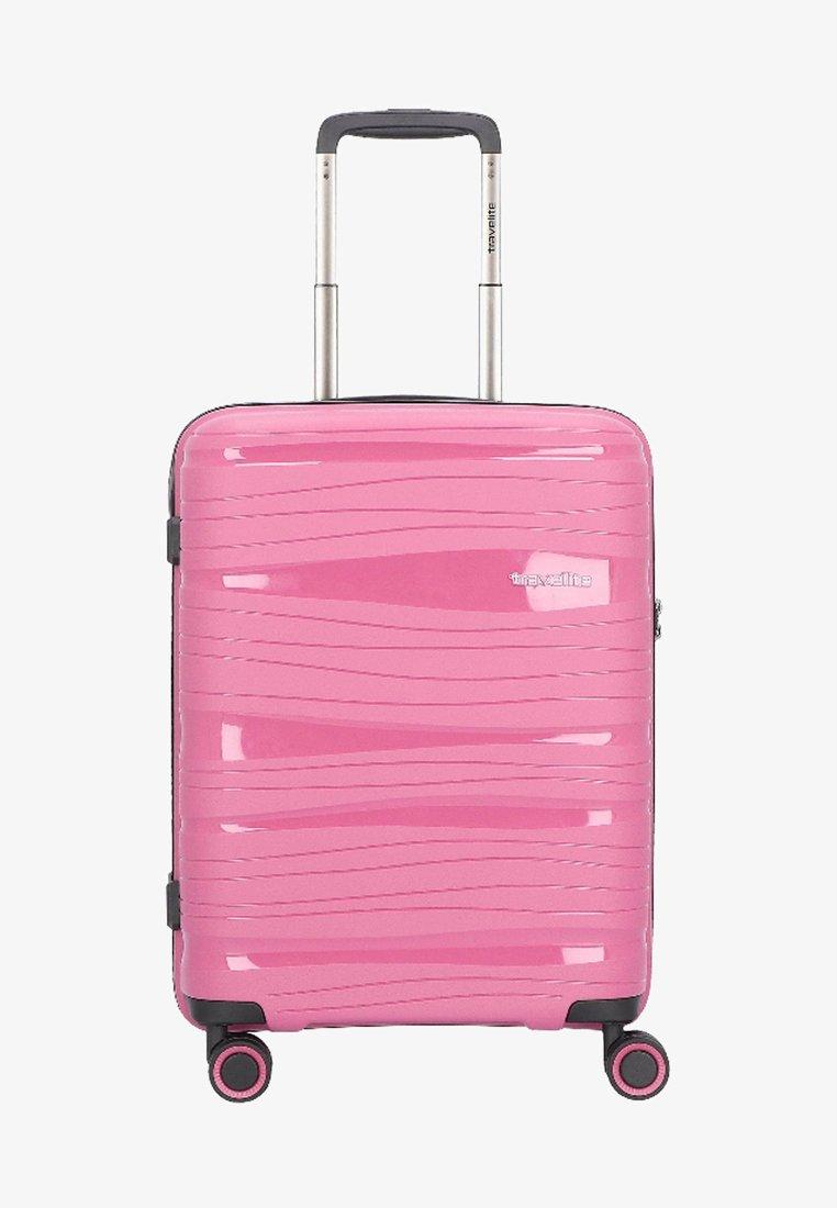 Travelite - MOTION 4-ROLLEN - Luggage - rose