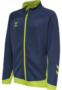 Hummel - Training jacket - dark denim - 1
