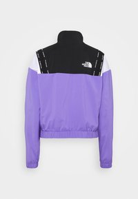The North Face - WIND JACKET - Training jacket - pop purple/black - 8