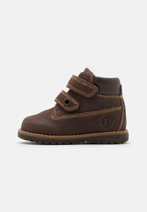 COLD LINING UNISEX - Baby shoes - marrone scuro