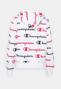 Champion - HOODED - Huppari - white