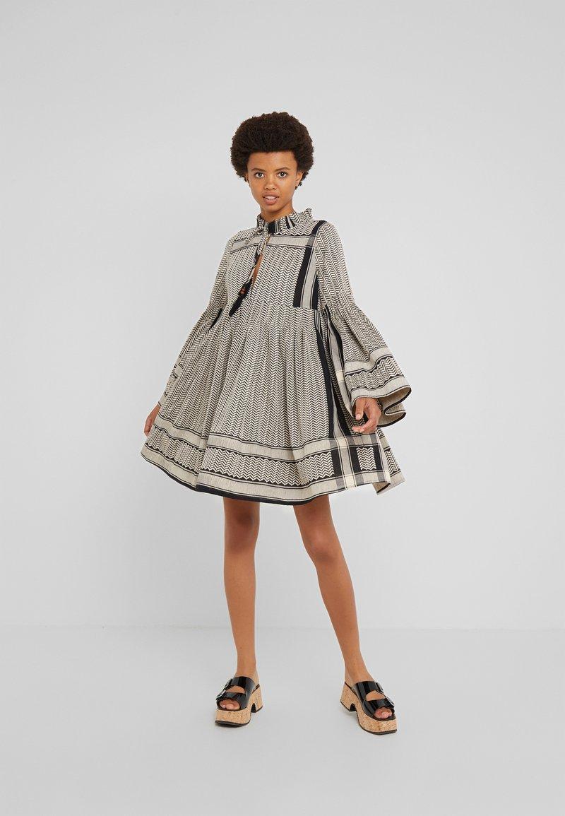 CECILIE copenhagen - SOUZARICA - Day dress - black