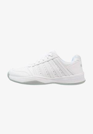 COURT SMASH - Multicourt tennis shoes - white/navy