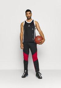 Jordan - AIR  - Sports shirt - black/white - 1
