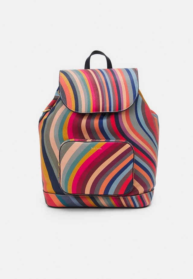 WOMEN BACKPACK SWIRL - Mochila - multi-coloured