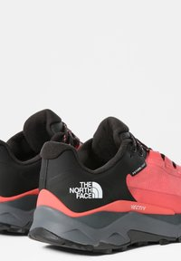 The North Face - EXPLORIS FUTURELIGHT - Hiking shoes - fiesta red tnf black - 2
