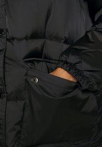 Obey Clothing - IRVING PUFFY COAT - Light jacket - black - 6