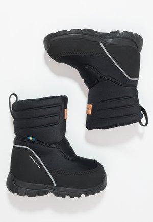 VOXNA WP - Zimní obuv - black