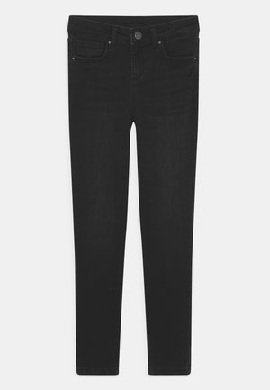 RUNA  - Jeans Skinny Fit - black denim