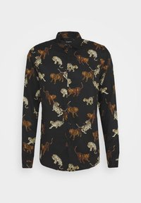 The Kooples - CHEMISE - Shirt - black / gold - 4