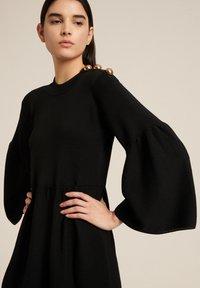Luisa Spagnoli - MEMORY - Jumper dress - nero - 3