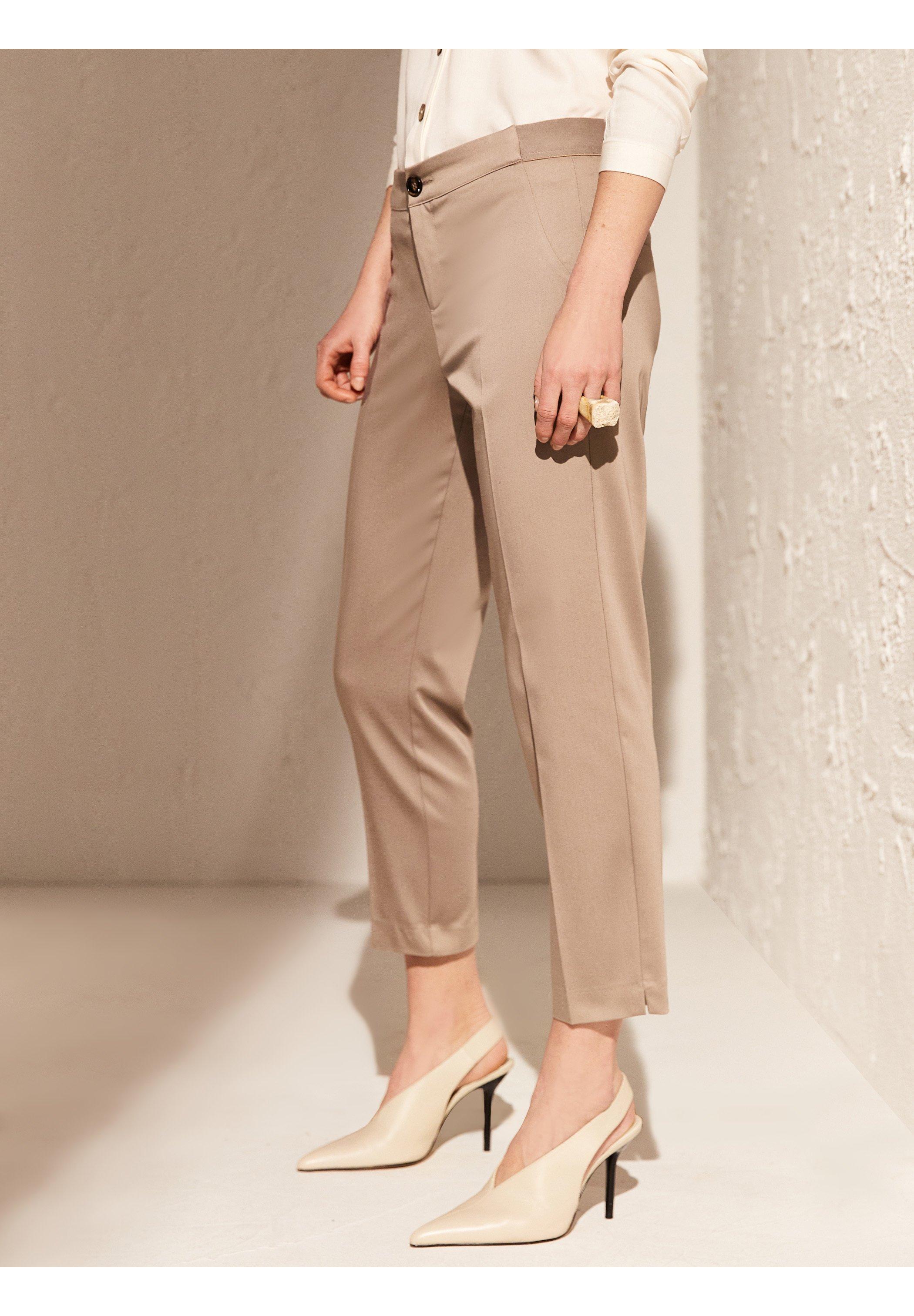 Femme MIT SCHMALEM - Pantalon classique