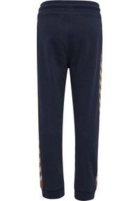 Hummel - Teplákové kalhoty - black iris - 1