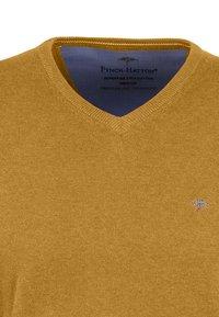 Fynch-Hatton - Jumper - mustard - 1