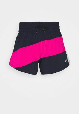 SHORT - Sports shorts - dark blue