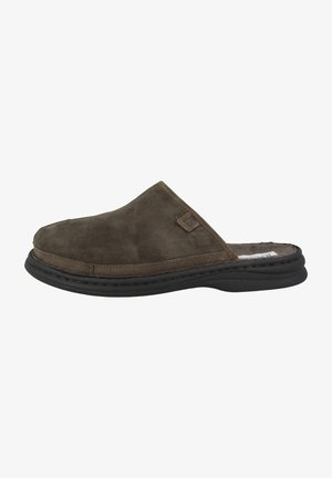 MAX  - Clogs - mocca