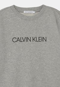 Calvin Klein Jeans - INSTITUTIONAL LOGO UNISEX - Sweatshirt - grey - 2