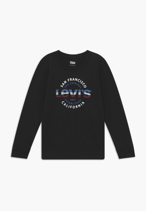 GRAPHIC - Longsleeve - black