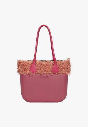 Tote bag - cassis
