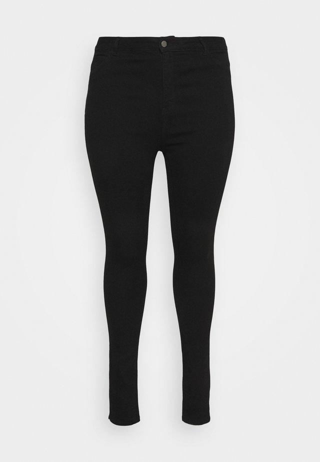 CAROP LIFE SUPER - Jeans Skinny Fit - black