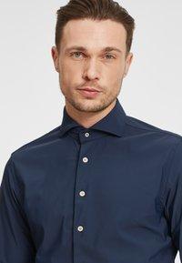 PROFUOMO - Formal shirt - navy - 3