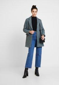 ONLY - ONLALLY  - Short coat - balsam green/melange - 1