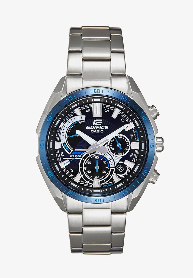 SPORTY  - Chronograph watch - silver