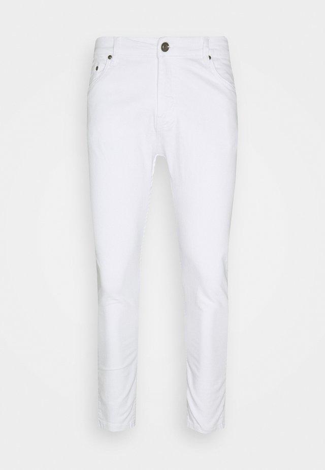 JAMIE - Jeans Skinny - white denim