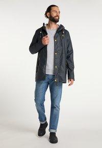 Schmuddelwedda - Waterproof jacket - dunkelmarine - 1