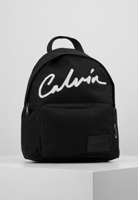 Calvin Klein Jeans - SPORT ESSENTIALS CAMPUS - Batoh - black - 0