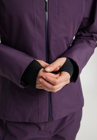 PYUA - ELATION - Outdoor jacket - shadow purple - 4