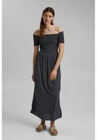 edc by Esprit - Maxi dress - navy - 1