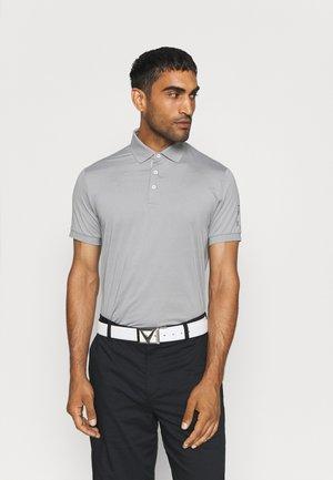SHORT SLEEVE - T-shirt de sport - light grey heather