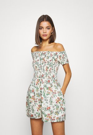 SUMMER PRINTED PLAYSUIT - Jumpsuit - multi-coloured