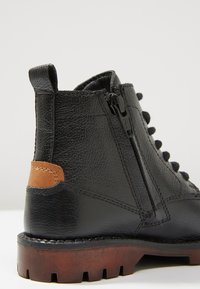 Friboo - Lace-up ankle boots - black - 2