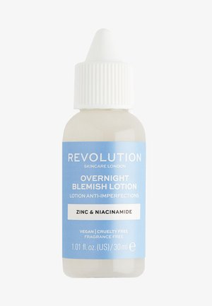 OVERNIGHT BLEMISH LOTION - Night care - -