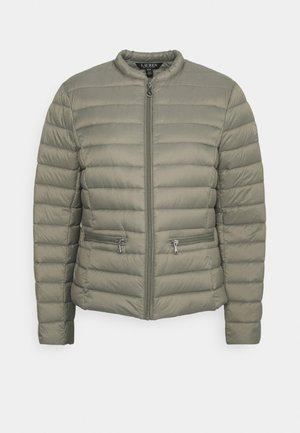 INSULATED - Down jacket - fresh sage