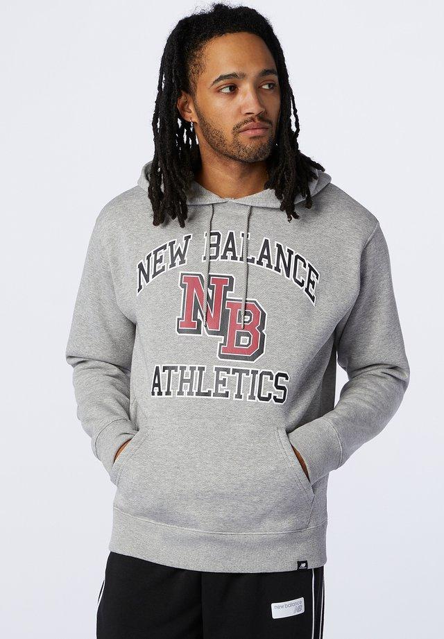 NB ATHLETICS VARSITY  - Hoodie - athletic grey