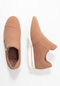 Call it Spring - SINISE - Sneakers laag - dark beige - 3
