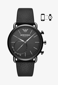 Emporio Armani Connected - Reloj - schwarz - 1