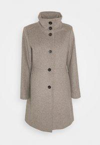 Esprit Collection - BASIC COAT - Classic coat - taupe - 0