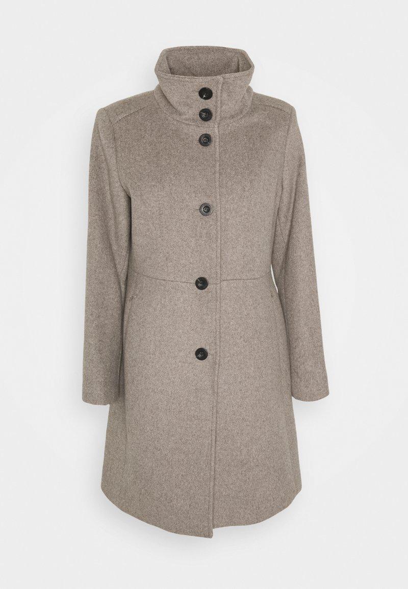 Esprit Collection - BASIC COAT - Classic coat - taupe