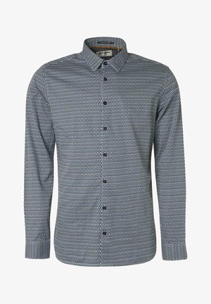 Shirt - dark aqua
