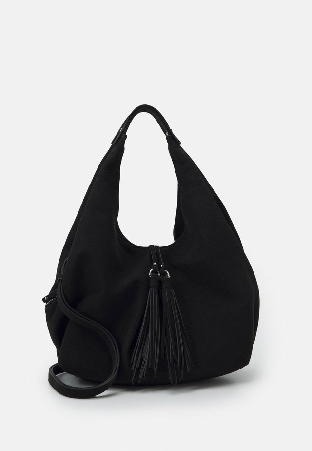 KELLY - Handbag - black