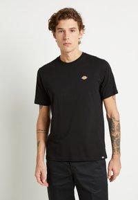 Dickies - STOCKDALE - Basic T-shirt - black - 0
