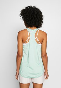 Cotton On Body - TRAINING TANK - Top - aloe washed - 2