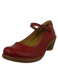 El Naturalista - Classic heels - rioja - 1