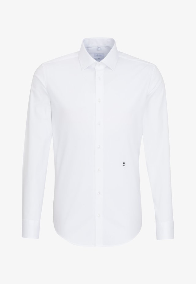 EXTRA SLIM FIT - Chemise classique - weiss