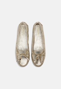 Anna Field - LEATHER - Moccasins -  gold - 4